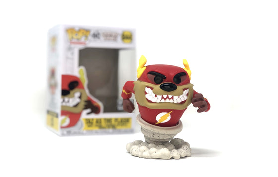 Taz as the Flash by Funko Pop!