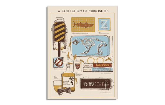 A Collection of Curiosities by Jessica Deahl