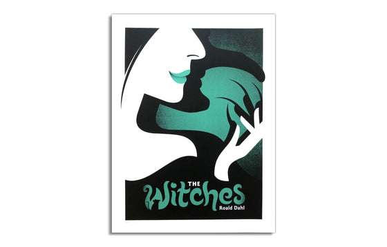 The Witches [Turquoise] by Michael De Pippo