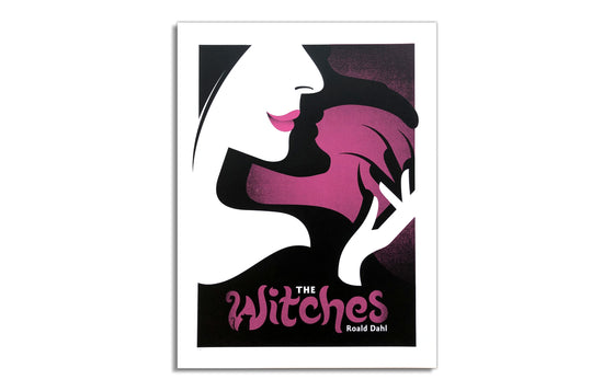 The Witches [Purple] by Michael De Pippo