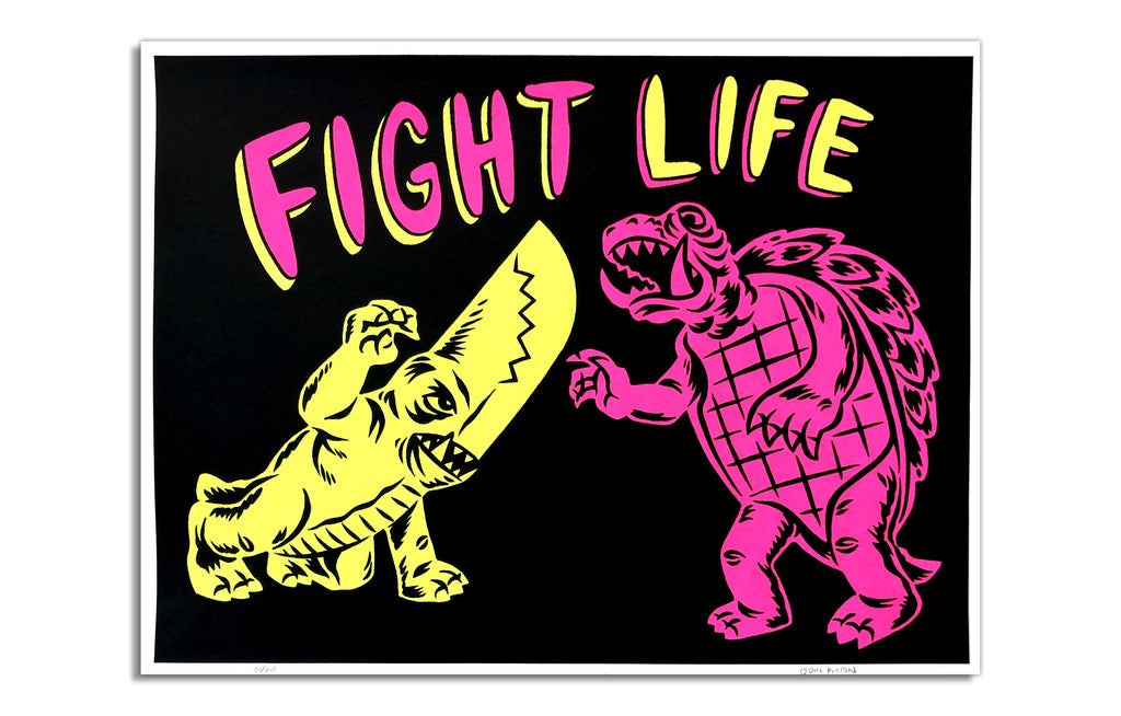 Fight Life by Don Picton