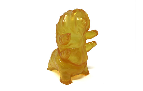 Tarbus the Tardigrade [JURAS-SICK AMBER] by Doom Co Designs - Galerie F Exclusive