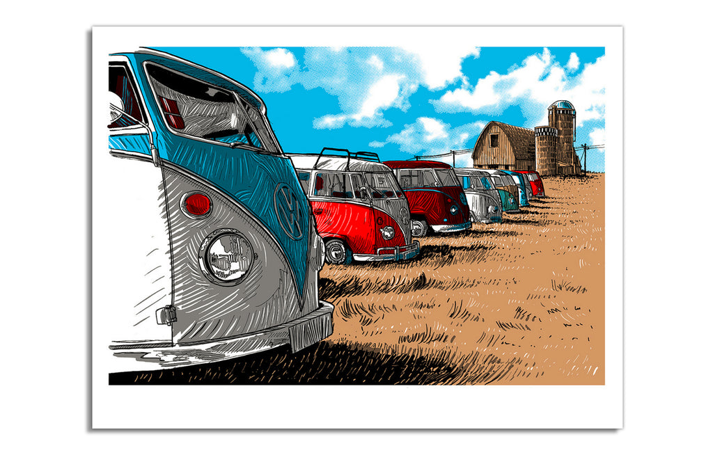 Victory Wagon by Tim Doyle