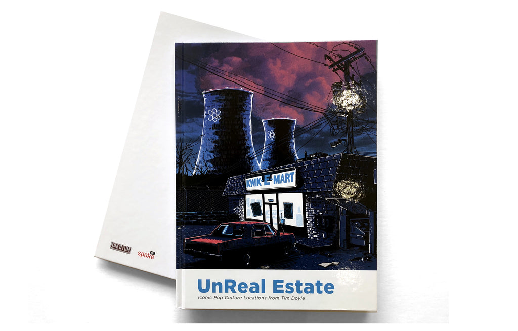 UnReal Estate: The Book by Tim Doyle