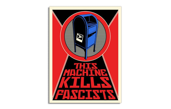 This Machine Kills Fascists by Tim Doyle