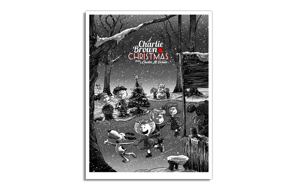 Charlie Brown Christmas by Tim Doyle