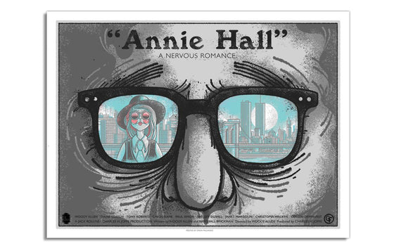 Annie Hall [Winter] by Drew Millward