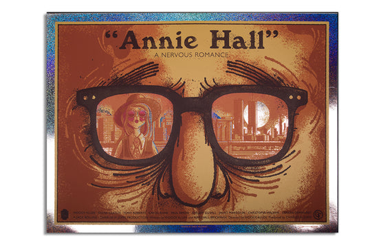 Annie Hall [Foil] by Drew Millward