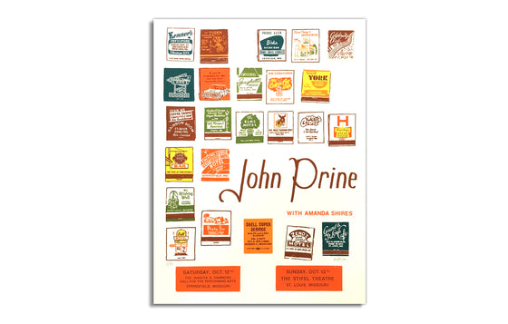 John Prine [Missouri] by Ryan Duggan