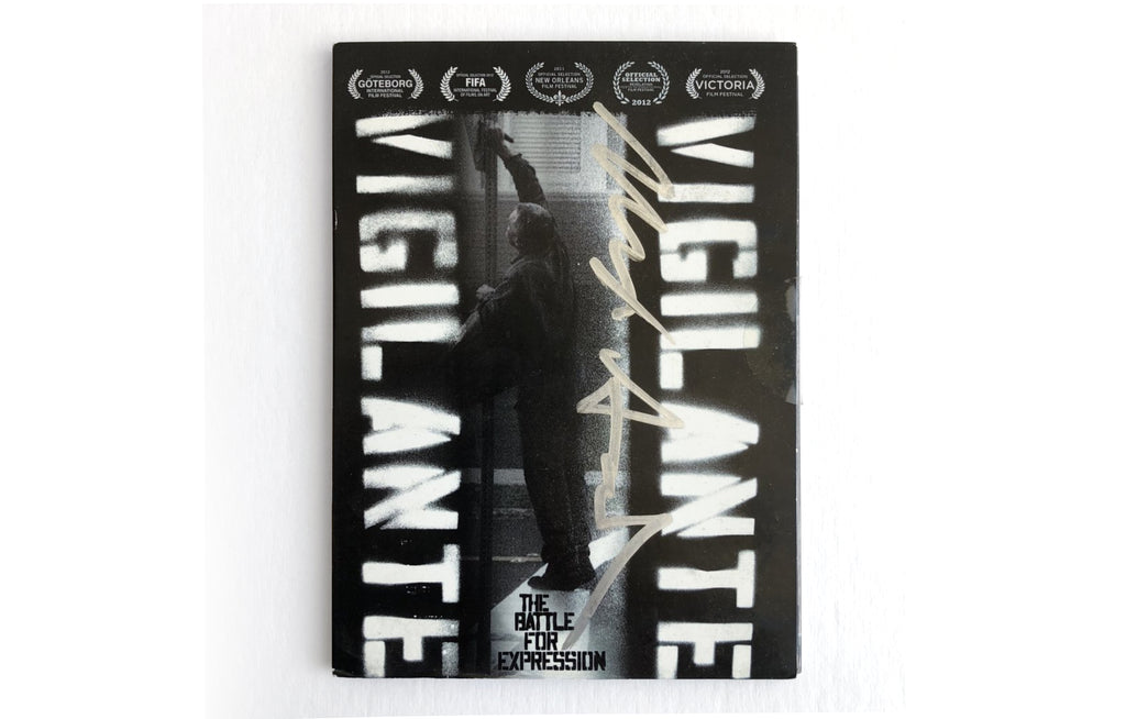 Vigilante Vigilante DVD by Max Good