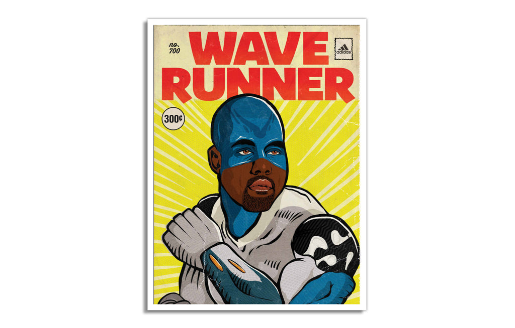 Wave Runner [Print] by Eric Pagsanjan