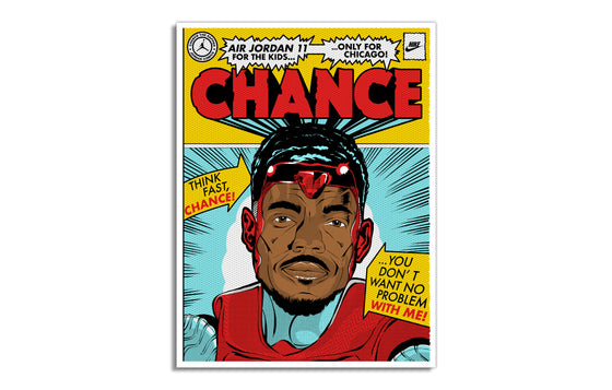 Chance... For the Kids [Print] by Eric Pagsanjan