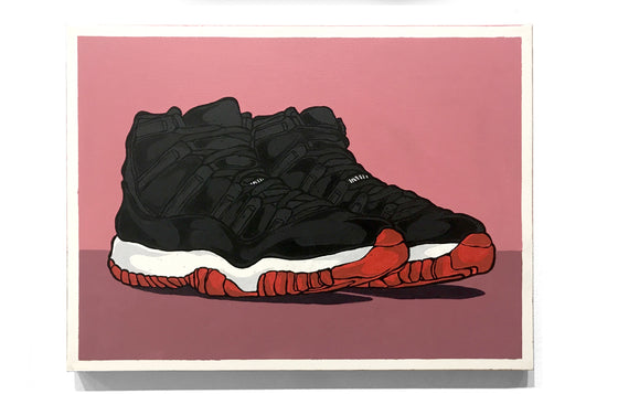 Air Jordan 11 - Bred by Eric Pagsanjan