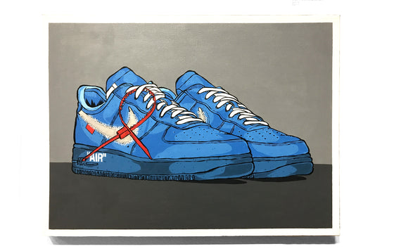 Air Force 1 Low - Off-White MCA by Eric Pagsanjan