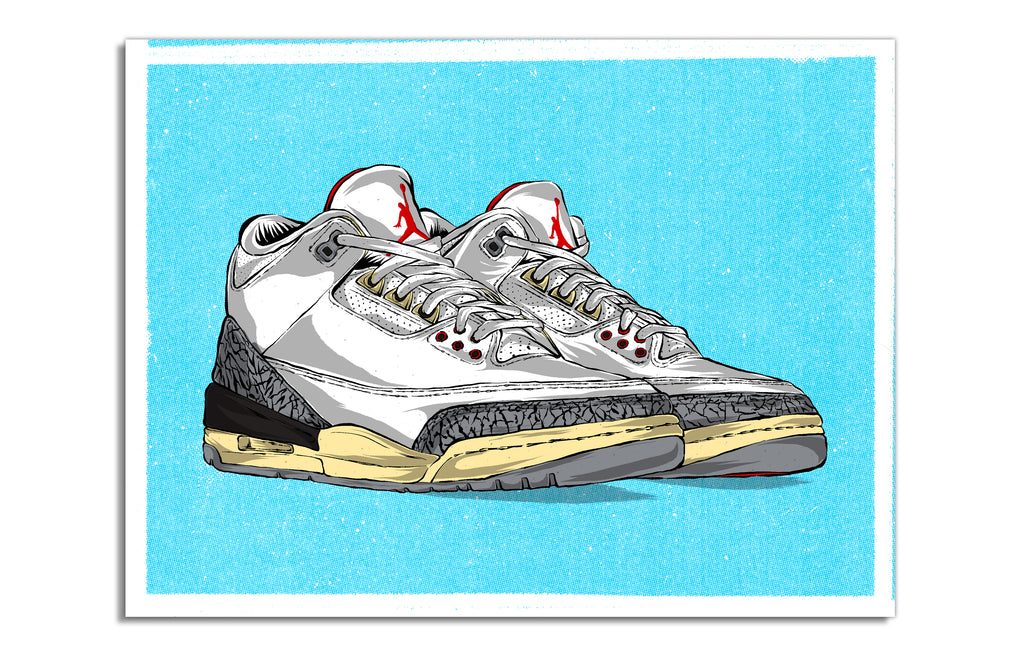 The Twelve: Wear Your Jays [Jordan 3] by Eric Pagsanjan