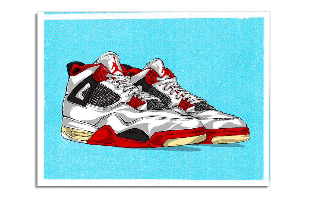 The Twelve: Wear Your Jays [Jordan 4] by Eric Pagsanjan