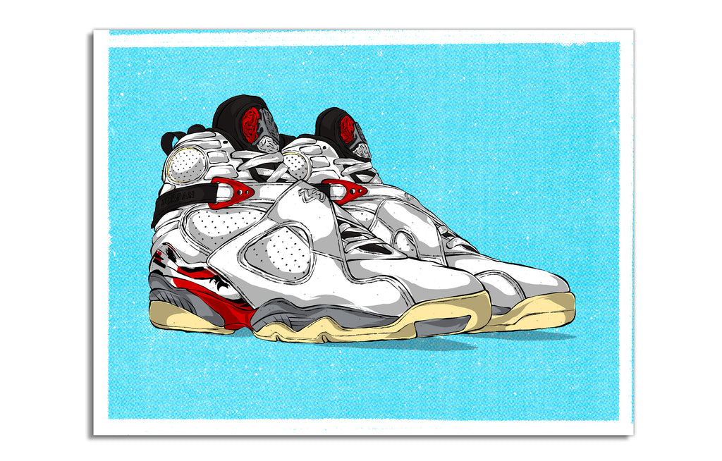 The Twelve: Wear Your Jays [Jordan 8] by Eric Pagsanjan