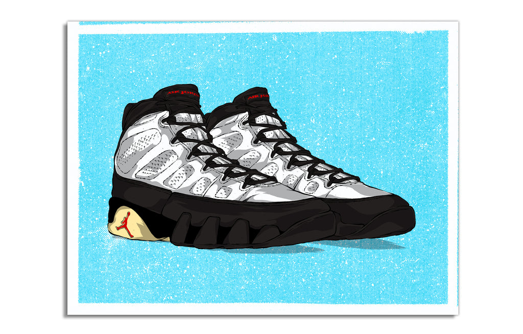 The Twelve: Wear Your Jays [Jordan 9] by Eric Pagsanjan