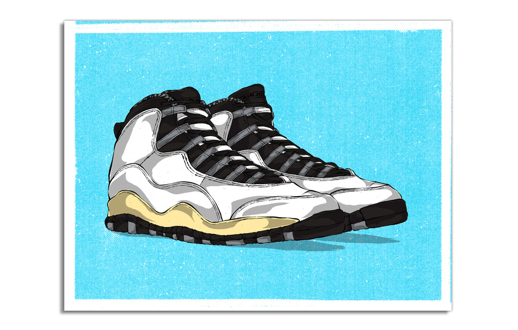 The Twelve: Wear Your Jays [Jordan 10] by Eric Pagsanjan