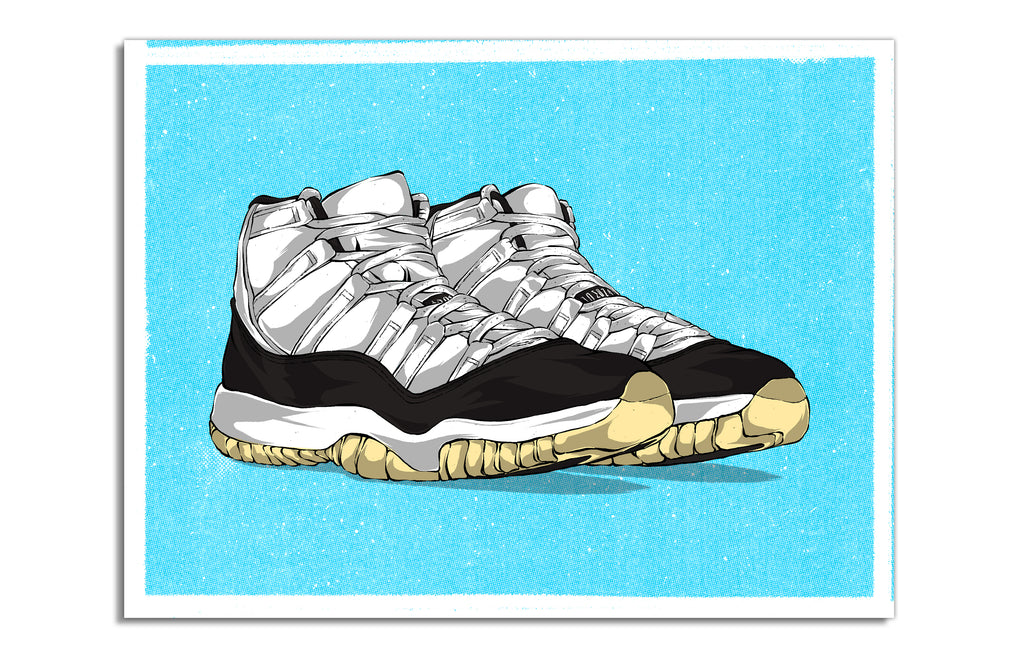 The Twelve: Wear Your Jays [Jordan 11] by Eric Pagsanjan