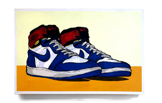 Air Jordan 1 - Union by Eric Pagsanjan