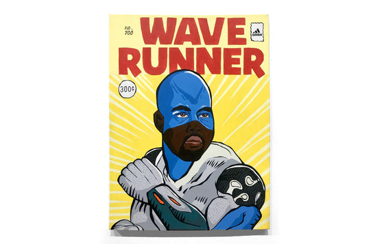 SneakerHeroes - Wave Runner [Original] by Eric Pagsanjan