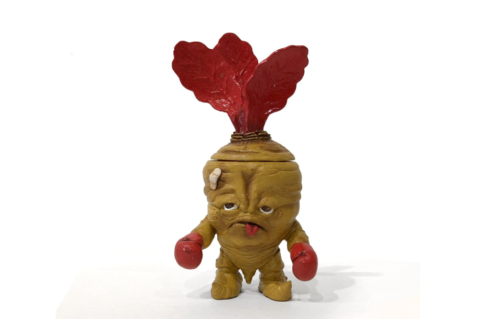 Dead Beet Champ Custom Toy by JC Rivera