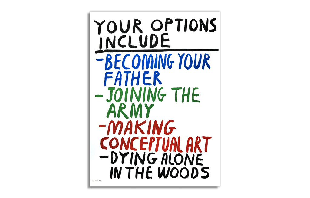Your Options Include... by Don't Fret