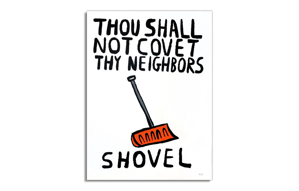 Thou Shall Not Covet...by Don't Fret
