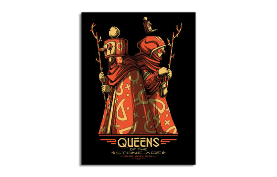QOTSA by Mike Fudge