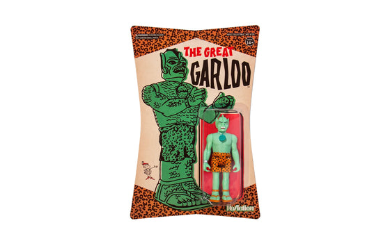 The Great Garloo by Super7