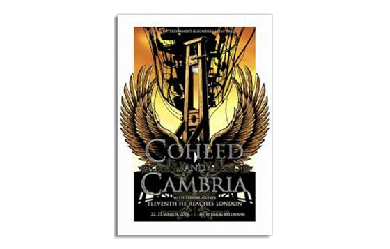 Coheed and Cambria [2006] by Joe Whyte