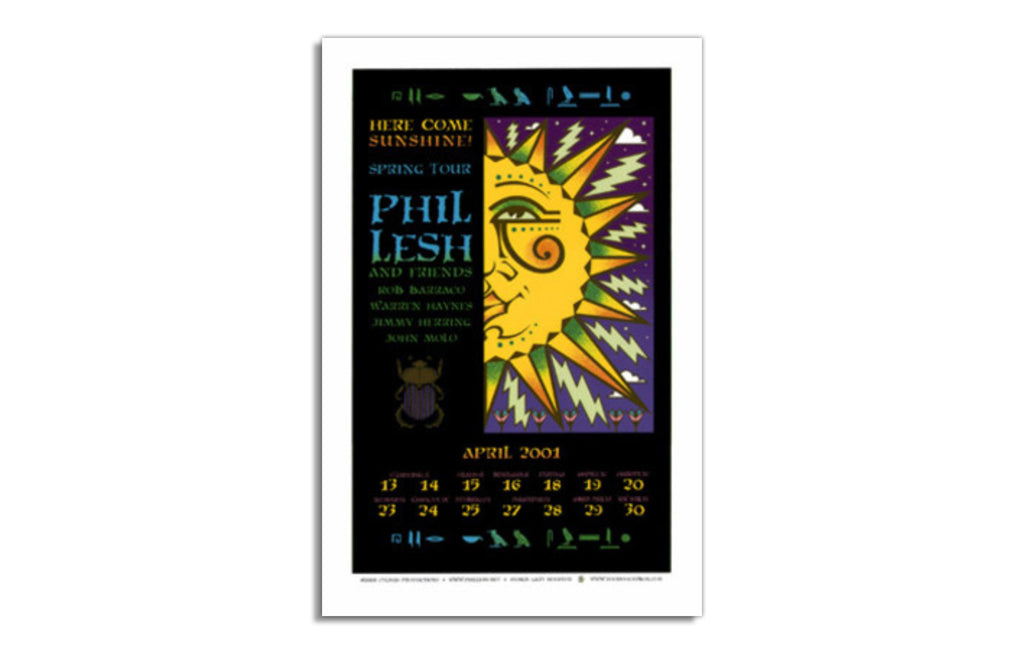 Phil Lesh and Friends by Voodoo Catbox