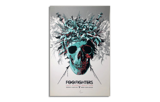 Foo Fighters [Adelaide] by Ken Taylor