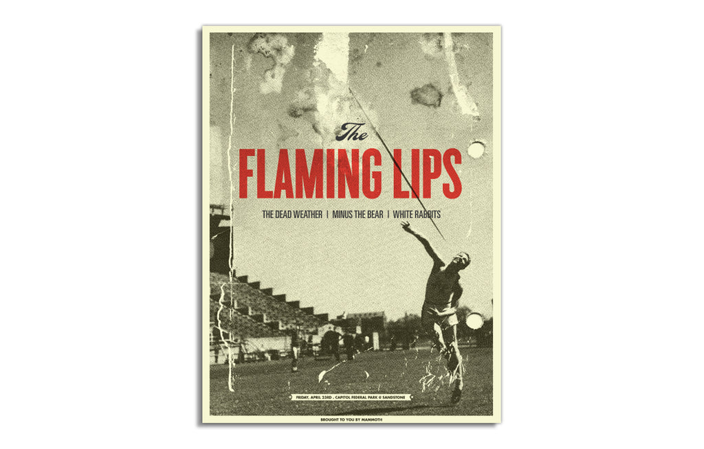 The Flaming Lips by Dan Padavic