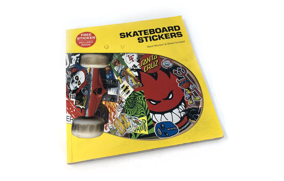 Skateboard Stickers by Munson & Cardwell