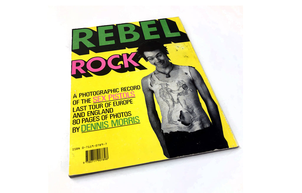 Rebel Rock by Dennis Morris