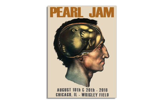 Pearl Jam [Chicago, 2018] by Moon Patrol