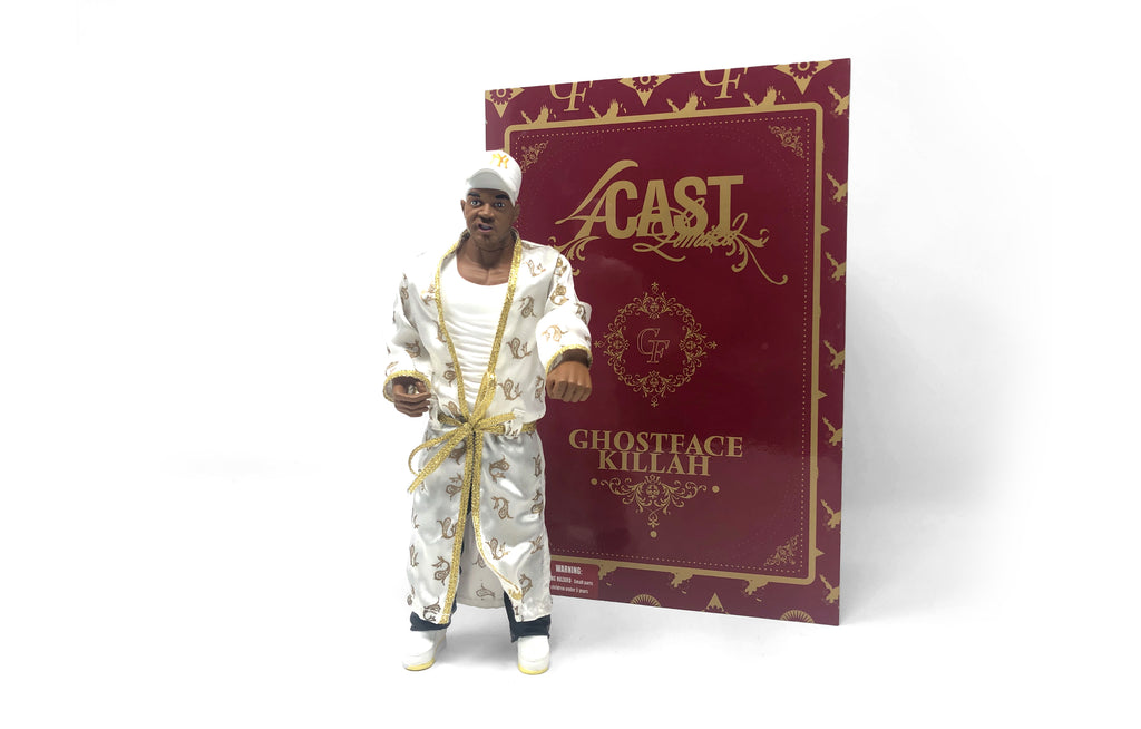 Ghostface Killah [White] by 4Cast Limited