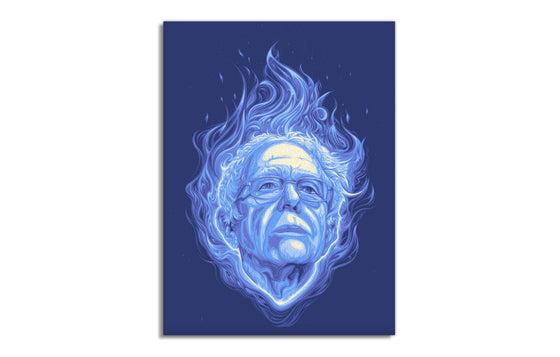 The Bern [Blue] by Andrew Ghrist