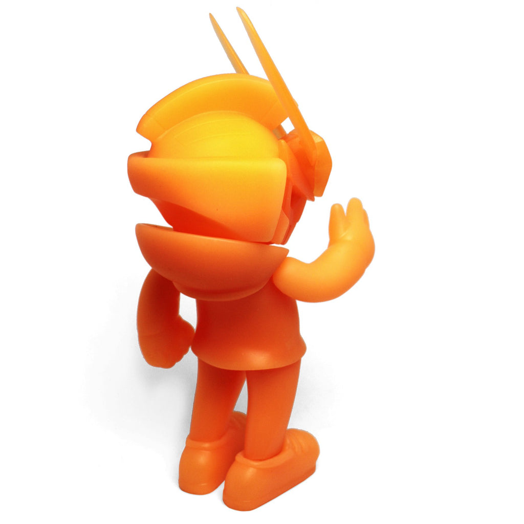 Agent Orange by Quiccs x Martian Toys