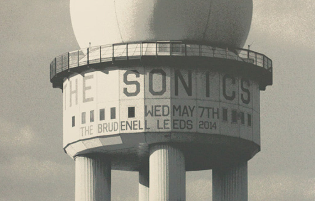 The Sonics [Leeds, 2014] by Crosshair