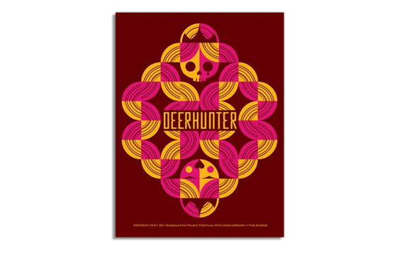 Deerhunter by Dan Stiles