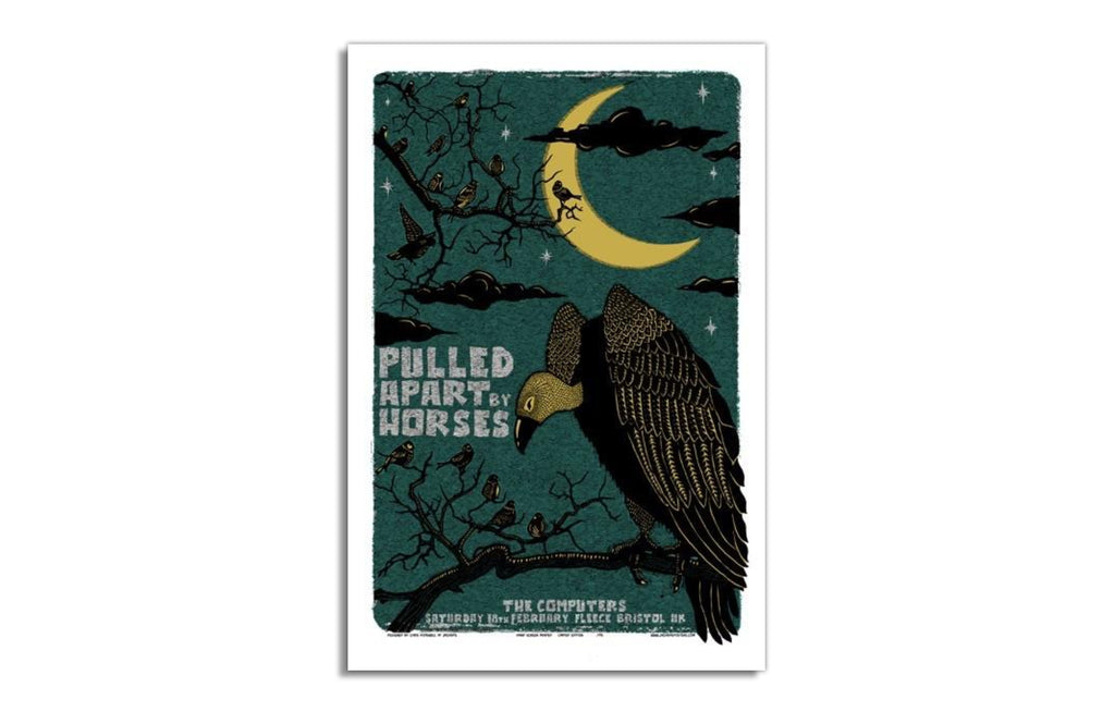 Pulled Apart by Horses by Jacknife Prints