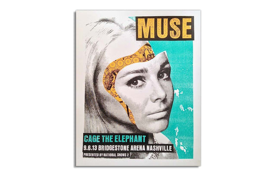 Muse by Print Mafia