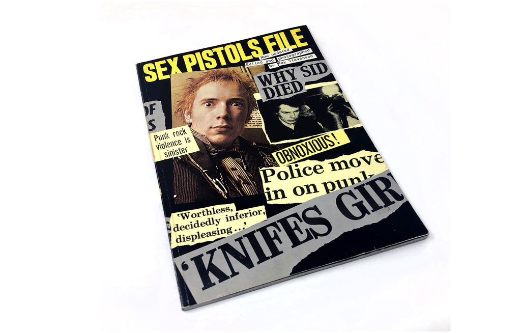 Sex Pistols File by Ray Stevenson