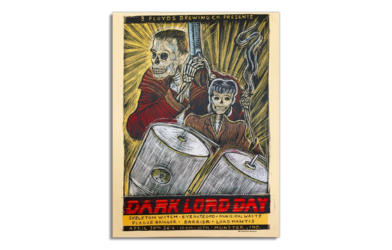 Dark Lord Day [2016] by Dan Grzeca