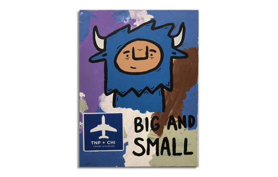 Big and Small by Penny Pinch