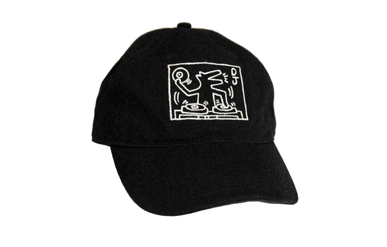 Dad Hat [DJ Dog] by Keith Haring Pop Shop