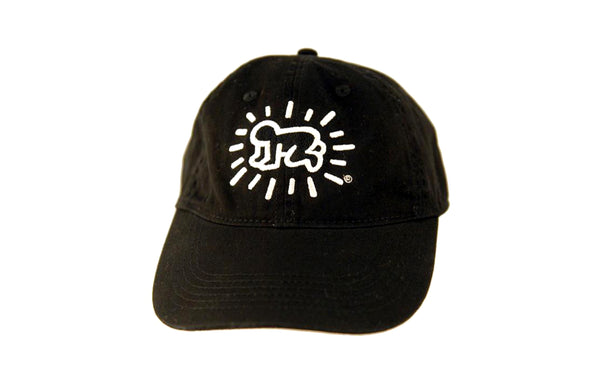 Dad Hat  Radiant Baby  by Keith Haring Pop Shop - Galerie F 5d1a48fabe3